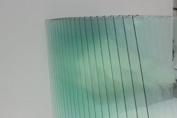 Glaszetter Ede heeft veel glassoorten op voorraad